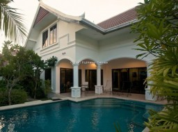 3 เตียง บ้าน สำหรับขาย ใน นาจอมเทียน - Ocean Lane Villas