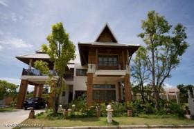 3 เตียง บ้าน สำหรับเช่า ใน จอมเทียน - Beverley Thai House