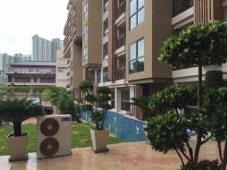 1 เตียง คอนโด สำหรับเช่า ใน นาเกลือ - City Garden Tropicana