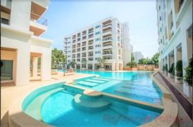 สตูดิโอ คอนโด สำหรับขาย ใน พัทยาใต้ - Platinum Suites