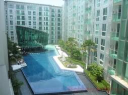 2 เตียง คอนโด สำหรับเช่า ใน พัทยากลาง - City Center Residence