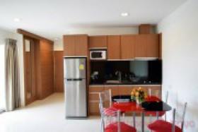 สตูดิโอ คอนโด สำหรับเช่า ใน จอมเทียน - Platinum Suites