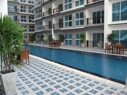 1 เตียง คอนโด สำหรับขาย ใน พัทยากลาง - The Avenue Residence