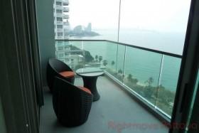 2 เตียง คอนโด สำหรับเช่า ใน นาเกลือ - Wongamat Tower