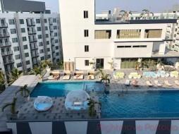 1 เตียง คอนโด สำหรับเช่า ใน พัทยาใต้ - Arcadia Beach Resort