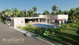 3 เตียง บ้าน สำหรับขาย ใน พัทยาตะวันออก - The Plantation Estates