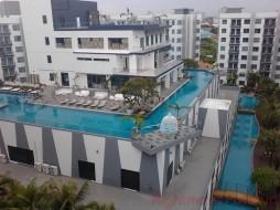 1 เตียง คอนโด สำหรับขาย ใน พัทยาใต้ - Arcadia Beach Resort