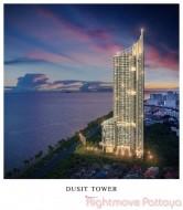 สตูดิโอ คอนโด สำหรับขาย ใน จอมเทียน - Dusit Grand Tower