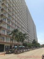 สตูดิโอ คอนโด สำหรับขาย ใน จอมเทียน - Jomtien Beach Condo (Rimhad)