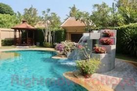 3 เตียง บ้าน สำหรับเช่า ใน จอมเทียน - Jomtien Park Villas