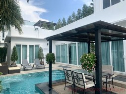 4 เตียง บ้าน สำหรับขาย ใน จอมเทียน - Palm Oasis