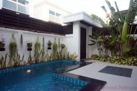 2 เตียง บ้าน สำหรับขาย ใน จอมเทียน - Palm Oasis