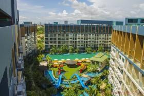 1 เตียง คอนโด สำหรับขาย ใน จอมเทียน - Laguna Beach Resort 2
