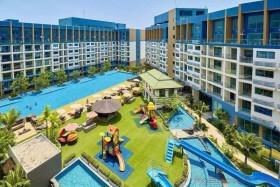 2 เตียง คอนโด สำหรับขาย ใน จอมเทียน - Laguna Beach Resort 2