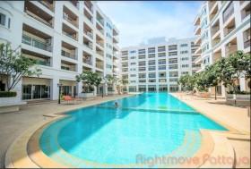 1 เตียง คอนโด สำหรับขายและให้เช่า ใน จอมเทียน - TW. Jomtien Beach Condominium