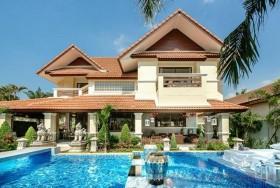 4 เตียง บ้าน สำหรับขาย ใน จอมเทียน - View Talay Villas
