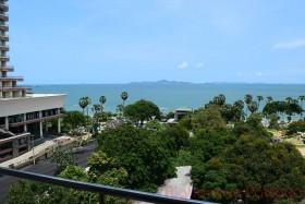 2 เตียง คอนโด สำหรับเช่า ใน นาเกลือ - Wongamat Residence