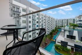 2 เตียง คอนโด สำหรับขาย ใน พัทยาใต้ - Arcadia Beach Resort