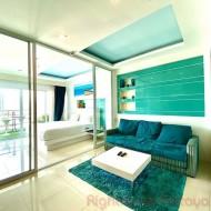 1 เตียง คอนโด สำหรับขาย ใน พัทยากลาง - View Talay 6