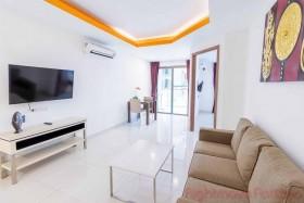 1 เตียง คอนโด สำหรับขาย ใน พระตำหนัก - C-View Residence