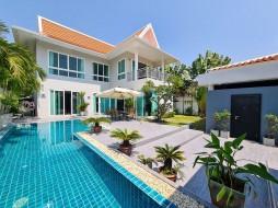 3 เตียง บ้าน สำหรับขาย ใน จอมเทียน - Chateau Dale Tropical Villas