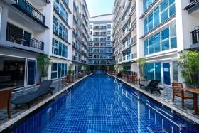 1 เตียง คอนโด สำหรับเช่า ใน พัทยากลาง - The Avenue Residence